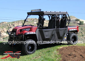 2017 New Design 4X4wd 4-Seat 800cc UTV with EEC and EPA Certificate pictures & photos