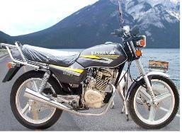 Dirt Motorcycle