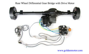 Electric Car Motor Kit pictures & photos