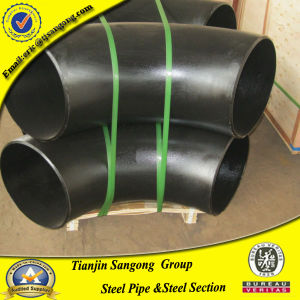 8 Inch Carbon Steel Pipe 90 Deg Ms Elbow Fitting pictures & photos