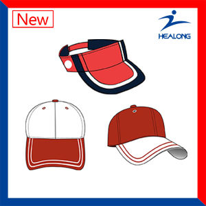Healong Sport Accessories Custom Softextile Hip Hop/Baseball Cap and Hat pictures & photos