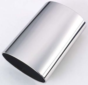 Stainless Steel Oval Pipe 304