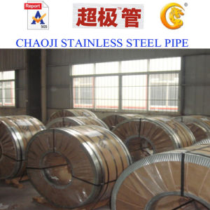 SUS 201, 304 Slitting Stainless Steel Coil and Strip pictures & photos