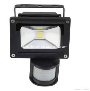 10W LED Floodlight PIR (GH-TG-10) pictures & photos