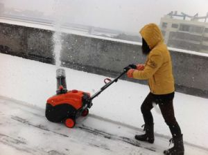 Gasoline Snow Thrower Blower with CE&GS Certified pictures & photos