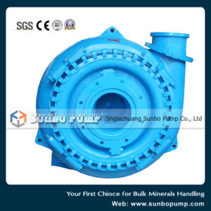 High Pressure Centrifugal Gravel Sand Dredging Pump Sg Series China pictures & photos