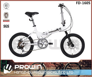 "16"" with Shimano 6speed Alloy Folding Bicycle (FD-1605)"