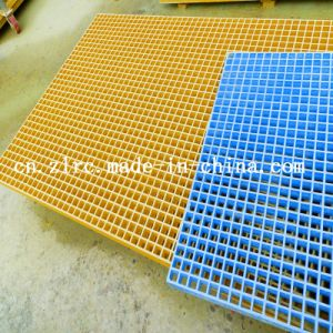 High Strength FRP GRP Molded Grating Mesh pictures & photos