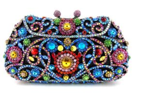 Beautiful Party Clutch Bag, Be in Fashion Evening Bag pictures & photos