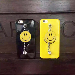 Hot Fashion Cartoon Smile PC Phone Case for iPhone 6/6p