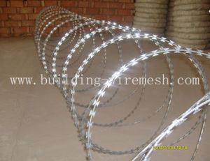 China Factory Concertina Razor Wire, Razor Wire Fencing, Razor Barbed Wire pictures & photos