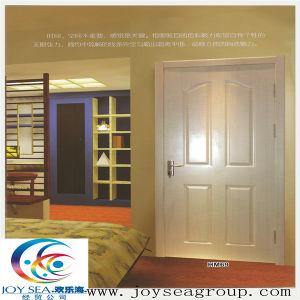 HDF Door Skin Melamine or Natural Veneer pictures & photos