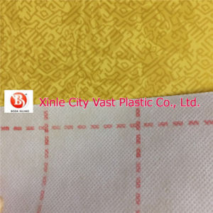 3.3meters Width Double A Grade Quality Plastic Flooring Rolls pictures & photos