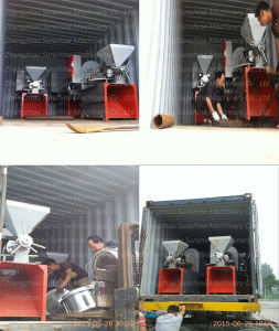 200kg Sunflower Blakc Seed Cottonseed Oil Mill Machinery Prices pictures & photos