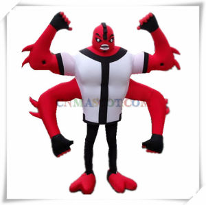 Ben10 Aliens Four Arms Cartoon Character Mascot for Sale pictures & photos