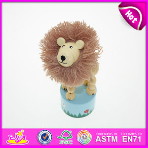 Hot New Product for 2015 Wooden Toy Children Creative Toy, Safety Indoor Children Toy, Popular Design Colorful Child Toy W06D047 pictures & photos