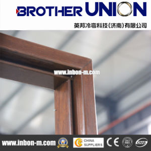 Imitation Wooden Door Cold Bending Forming Machine pictures & photos