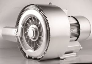 Side Channel Blower with Three Phase Double Impeller Double Stage (420H36) pictures & photos