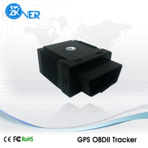 Global Small Obdii GPS Tracker G10e Easy to Install pictures & photos