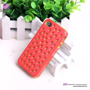 Strawberry 2 in 1 Protector Cover Case for iPhone 4 4s