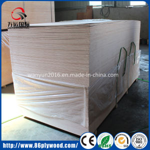 Bintangor/Okoume Veneer Poplar Core Commercial Plywood Sheet pictures & photos