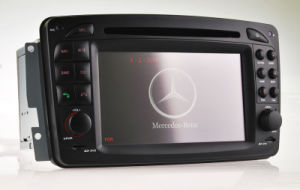 Android 7.1 Flash:  16GB or 32GB (optional) Car DVD Player for Mercedes-Benz Viano/Vaneo/Vito/C-W203/a-W168/Clk-C209/G-W463 GPS pictures & photos