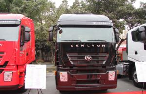 High Quality Saic Iveco Hongyan 480HP 6X4 Tractor Head /Truck Head / Trailer Head /Tractor Truck Euro 3 for Sale pictures & photos