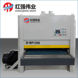 Woodworking Automatic Precise Calibrating Wide Belt Sanding Machine