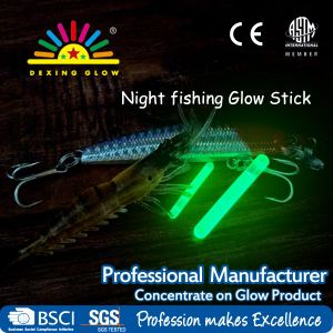 2′′ Fishing Light, Glow Sticks Tip Float Night Fishing 6.0X50mm pictures & photos
