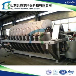Mineral Industry Slurry/ Sludge/ Tailings Dewatering Machine, Ceramic Disc Filter pictures & photos