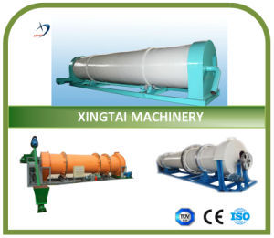 Middle Size, 1.6m-2m Diameter, 5 Circles Per Minute, 10m Length, Rotary Drum Drying Machine pictures & photos