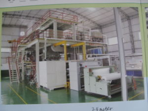 Non Woven Fabric Making Machine (SMS) pictures & photos