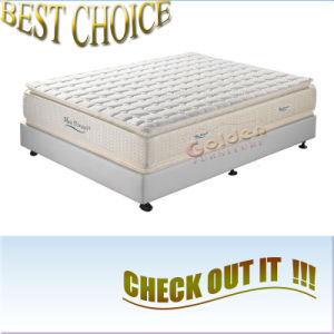 Double Pillow Top Mattress (8314) pictures & photos