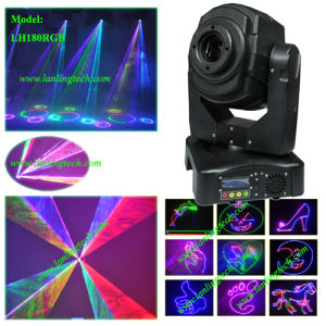 Ilda Animation Logo Disco DJ Stage Moving Head Laser Light pictures & photos