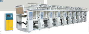 High Speed Computer Automatic Printing Press (ASY-G600-1200/6-10) pictures & photos