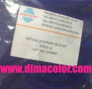 Pigment Blue 15: 1 (PHTHALOCYANINE BLUE BS) pictures & photos