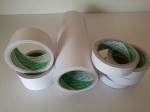 White Cotton Paper Double Sided Tape pictures & photos