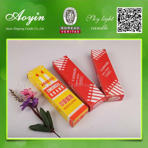 Aoyin Brand Stick Utility White Candle Manufacturer pictures & photos