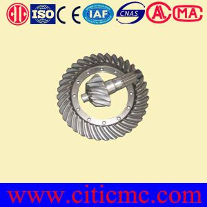 Pinion and Pinion Gear for Cement Ball Mill Part, Best Price pictures & photos
