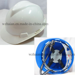 Colorful Construction Safety Helmets (HA-GCK-001) pictures & photos