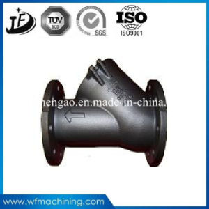 Ductile Iron Sand Casting Valve Parts for Hydraulic Machinery pictures & photos