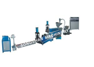 Double Stage Water Cooling Recycling Machine (SJ-120) pictures & photos
