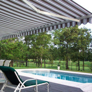 Polyester Steel Structure Awning (B3200) pictures & photos
