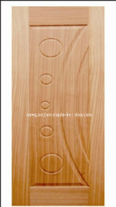 (sapeli) Veneered HDF Molded Door Leaf, Composite HDF Doors pictures & photos
