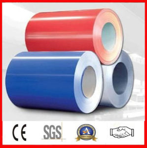 Color Coated Steel Coil Product (SCGG) pictures & photos
