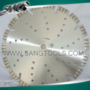 Super High Quality Diamond Silent Blade for Construction pictures & photos