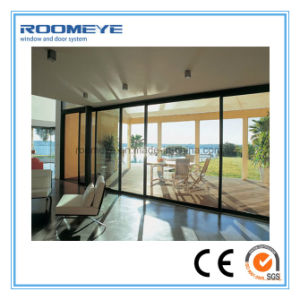Roomeye Aluminium Frame Sliding Door Manufactory in China pictures & photos