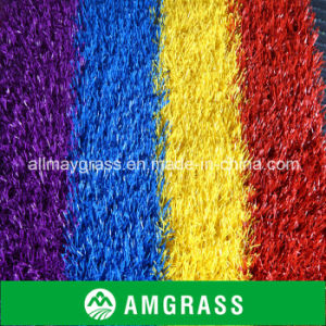 Rainbow Running Track Artificial Grass with Cheap Price From Allmay Factory pictures & photos