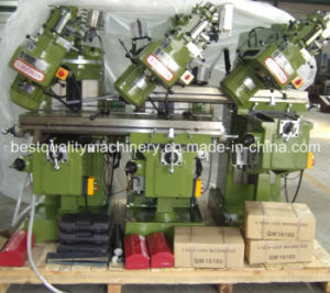 Well-Sold High-Quality Vertical Turret Milling Machine