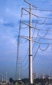 Steel Electric Power Transmission Tower pictures & photos